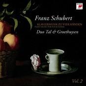 Schubert: Klaviermusik Zu 4 Händen Vol. 2 Songs