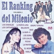 El Ranking Del Milenio, Vol. 2 Songs