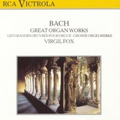 Organ Works: Bach Songs