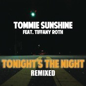 Tonights The Night (Remixes Part 1) Songs