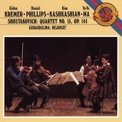Shostakovich: Quartet No.15; Gubaidulina: Rejoice Songs
