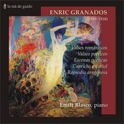 Granados: Música Per A Piano Songs