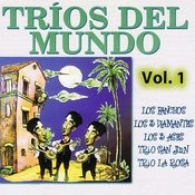 Tríos Del Mundo: Volume 1 Songs