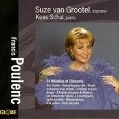 Poulenc: 34 Mélodies Et Chansons Songs