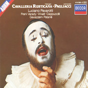 Mascagni: Cavalleria Rusticana/Leoncavallo: Pagliacci (2CDs) Songs