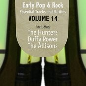Early Pop & Rock Hits, Essential Tracks And Rarities, Vol. 14 Songs
