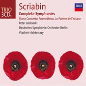 Scriabin: Complete Symphonies / Piano Concerto, etc. Songs