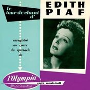 A L'Olympia 1955 Songs