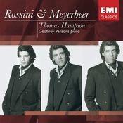 Meyerbeer Songs: Thomas Hampson Songs