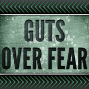 Guts Over Fear (Originally Performed By Eminem And Sia) MP3
