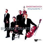 Shostakovich : String Quartet No.1 in C major Op.49 : I Moderato Song