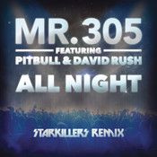 All Night (Starkillers Remix Radio Edit) Songs