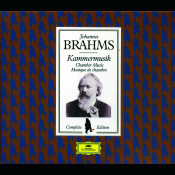 Brahms Edition: Chamber Music Songs
