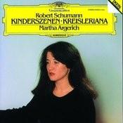Schumann Kinderszenen Kreisleriana Songs