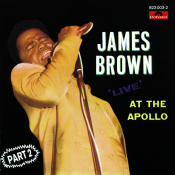 Live At The Apollo Vol 2 Songs