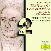 Beethoven The Music For Cello And Piano Songs