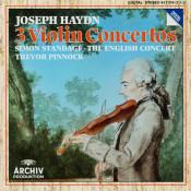 Haydn: Violin Concertos In C Major Hob.VIIa: 1, In G Major Hob. VIIa: 4, In A Major Hob. VIIa: 3/ Salomon: Romance in D Major Songs