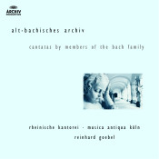 J M Bach G C Bach J C Bach Cantatas By Members Of The Bach Family Songs