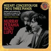 Mozart: Concertos for 2 & 3 Pianos; Andante and Variations for Piano Four Hands [Expanded Edition] Songs