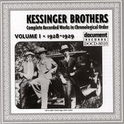 Kessinger Brothers, Vol.1: 1928-1929 Songs