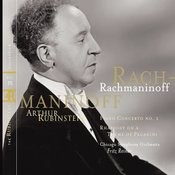 Rubinstein Collection, Vol. 35: Rachmaninoff: Piano Concerto No.2; Rhapsody On A Theme Of Paganini; Prelude Songs