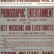 Phono-Cylinders, Vol.2: Edited & From The Collection Of George A. Blacker Songs