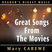 Reader's Digest Music: Mary Carewe Sings Great Songs From The Movies Songs