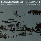 Folksongs Of Vermont Songs