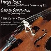 Rozsa - Schurman - Cello Concertos Songs