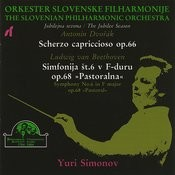 Dvorak And Beethoven - Russian Music Society Presents: Yuri Simonov, The Slovenian Philharmonic Orchestra Songs