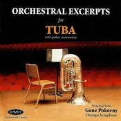 Orchestral Excerpts For Tuba Songs