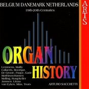 Organ History: Belgium, Danemark, Netherlands Songs