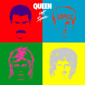 Hot Space (2011 Remaster) Songs