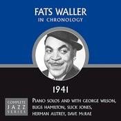 Complete Jazz Series 1941 Songs