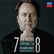 Beethoven: Symphonies Nos. 7 & 8 Songs