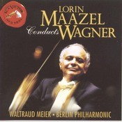 Maazel Conducts Wagner Songs
