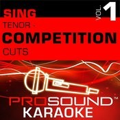 I'll Be (Competition Cut) [Karaoke Lead Vocal Demo]{In The Style Of Edwin Mccain} Song
