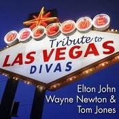 Tribute To Las Vegas Divas: Elton John, Wayne Newton & Tom Jones Songs