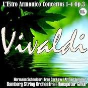 Vivaldi: L'estro Armonico Concertos 1-4 Op.3 Songs