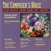 The Composer's Voice Songs