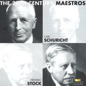 Carl Schuricht & Frederic Stock Songs