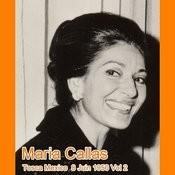Tosca Mexico 8 Juin 1950 Vol 2 Songs