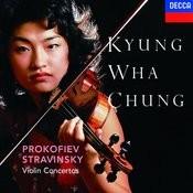 Prokofiev: Violin Concertos Nos.1 & 2 / Stravinsky: Violin Concerto Songs