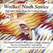 Weelkes' Ninth Service Songs
