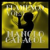Flamenco: Manolo Caracol Vol.3 Songs
