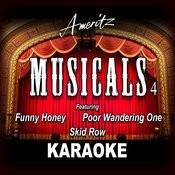 Karaoke - Musicals Vol. 4 Songs