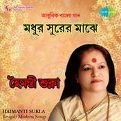 Haimanti Shukla - Madhur Surer Majhe Songs