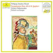 Mozart: Symphonies Nos.40 & 41 Songs