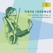 Hans Rosbaud - The Complete Recordings on DGG Songs