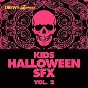 Kids Halloween Sfx, Vol. 2 Songs